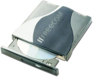 Freecom traveller cd rw